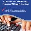 Curso de Formação de Especialista e Consultor em Contabilidade, Finanças e US Gaap