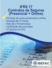 IFRS 17 – Contratos de Seguros