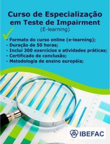 Curso de Especialização em Teste de Impairment